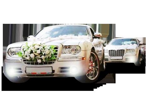 Аренда машин на свадьбу 16